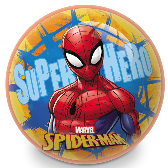 06/960 Potištěný míč Spiderman Hero - 230 mm