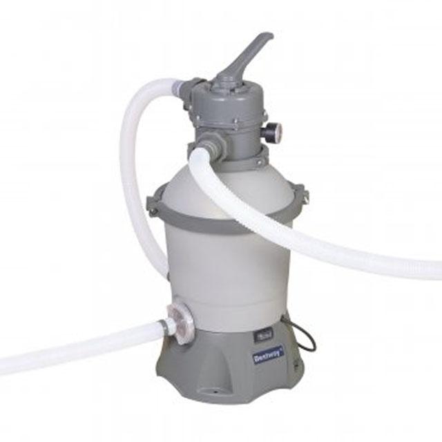Písková filtrace k bazénům 230V