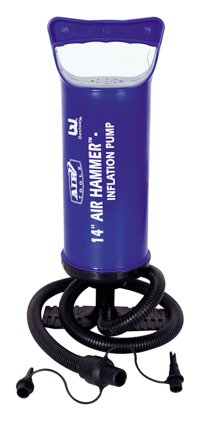 Bestway 62003 Pumpa dvoučinná 2 x 0,91 l