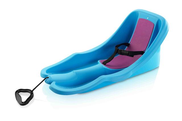 Acra Baby rider bob plastový 05-A2028/1 - modrý