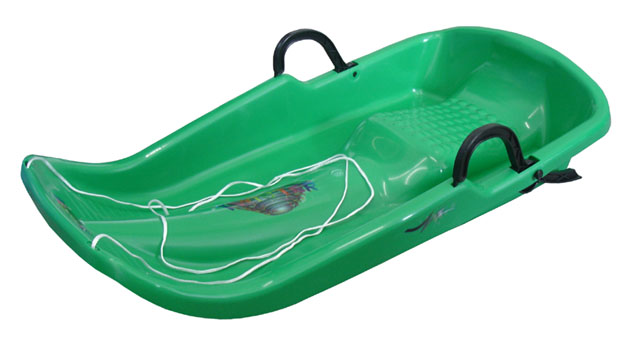 Plastkon Twister bob - zelený