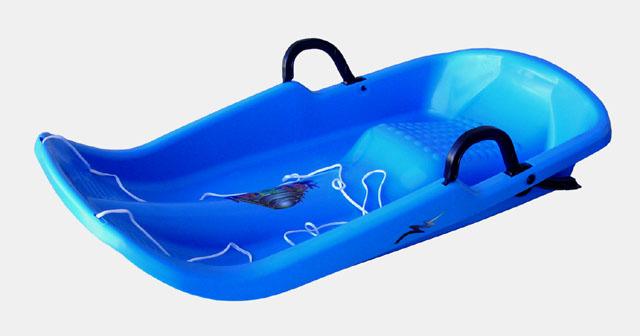 Plastkon Twister bob - modrý