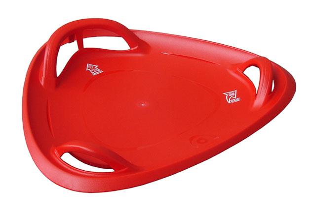 Acra Meteor 60 talíř sáňkovací A2034/3 - červený