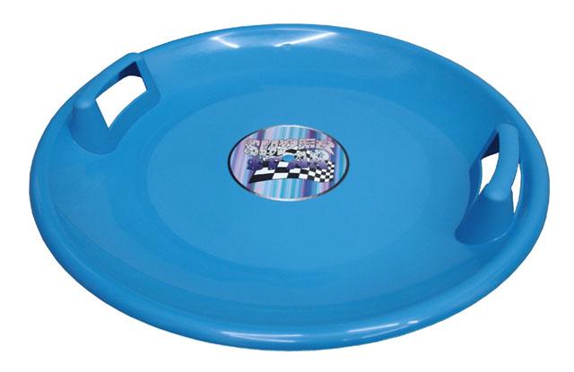 Acra Superstar plastový talíř 05-A2034 - modrý