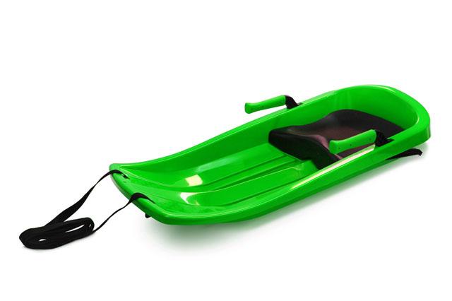 Acra Champion plastový bob 05-A2032 - zelený