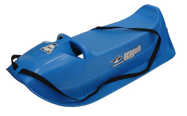 Acra Pinguin, Alfa sáně plastové A2045 - modré