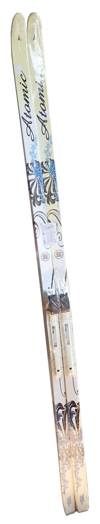 LSS/S-180 Běžecké lyže ATOMIC šupinaté s vázáním SNS - AKCE - SLEVA