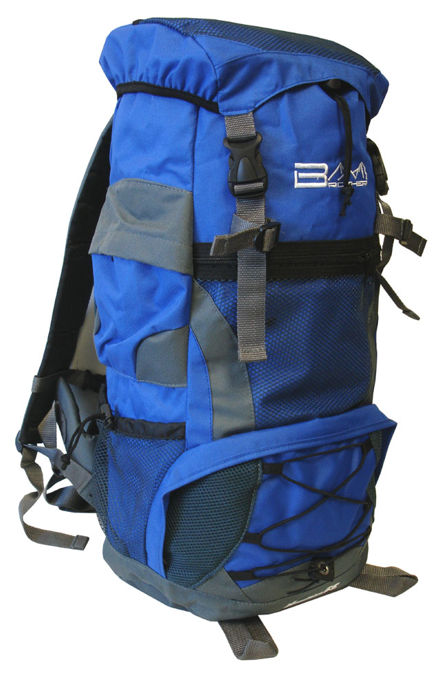 BA55 Turistický batoh 55 l