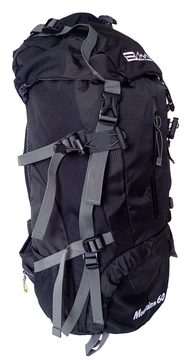 BA60 Batoh pro horskou turistiku 60 l černý