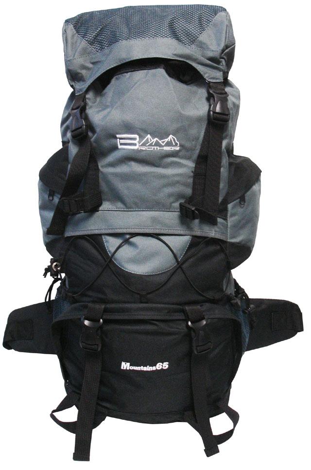 BA65 Turistický batoh 65 l