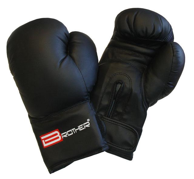 Boxerské rukavice PU kůže vel.L, 12 oz.