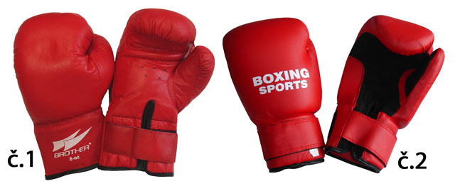 Boxerské rukavice PU kůže vel. S, 8 oz.