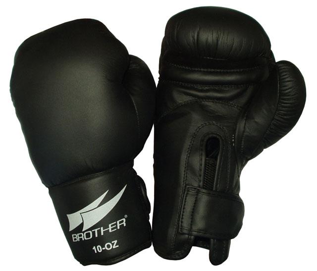 Boxerské rukavice PU kůže vel.S, 8 oz.