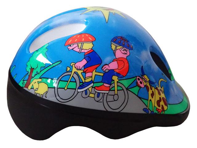 CSH06 Dětská cyklo helma, vel. XS
