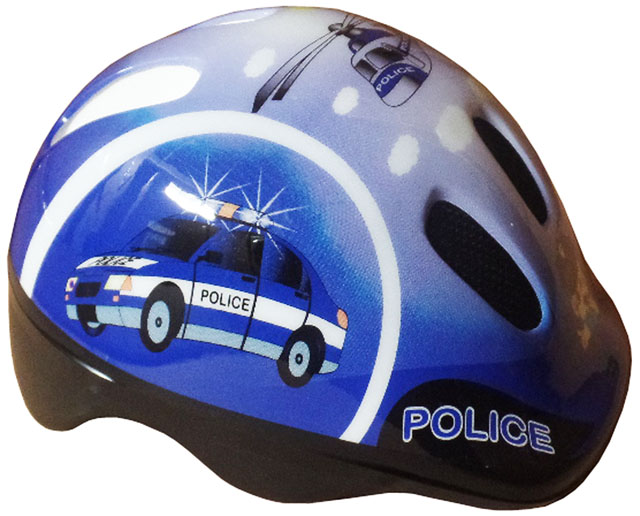 CSH062 vel. M cyklistická dětská helma velikost M (52/56 cm) 2017