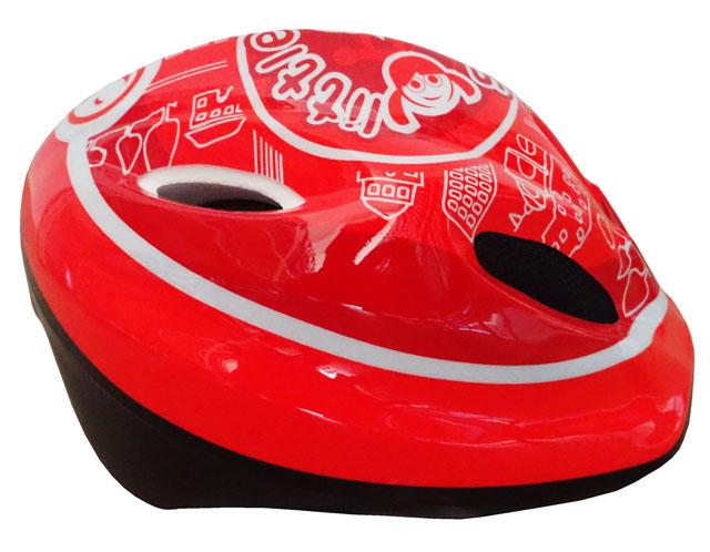 CSH065 vel. S cyklistická dětská helma velikost S (48/52 cm) 2017