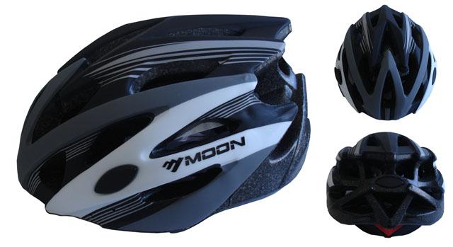 CSH29 CRN-L černá cyklistická helma velikost L(58/61 cm) 2018