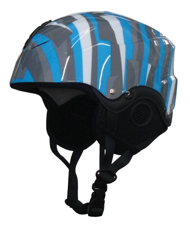 Lyžařská a snowboardová helma BROTHER - vel XS - 44-48 cm