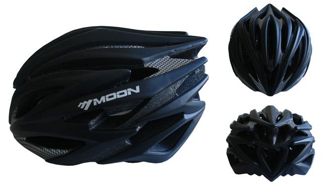 CSH98CRN-M černá cyklistická helma velikost M (55 - 58cm) 2018