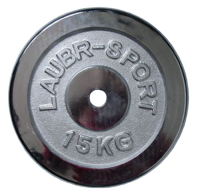 chrom 15kg - 25mm