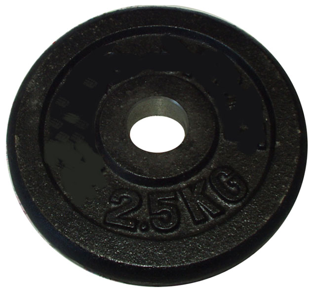litina 2,5 kg - 30mm