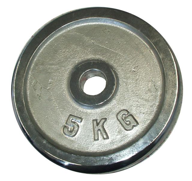 chrom  5kg - 30mm