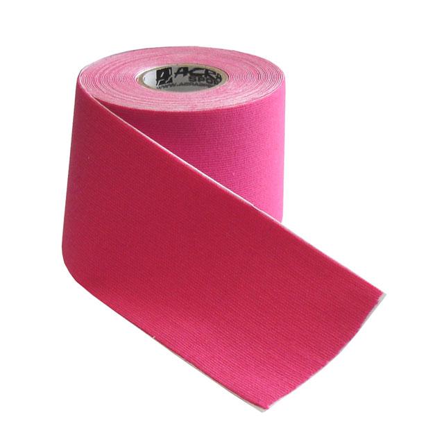 D70-RU Kinezio tape 5x5 m růžový