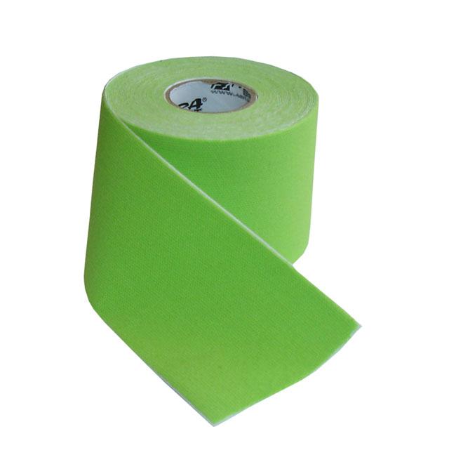 D70-ZE Kinezio tape 5x5 m zelený