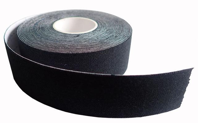 D71-CRN Kinezio tape 2,5x5 m černý