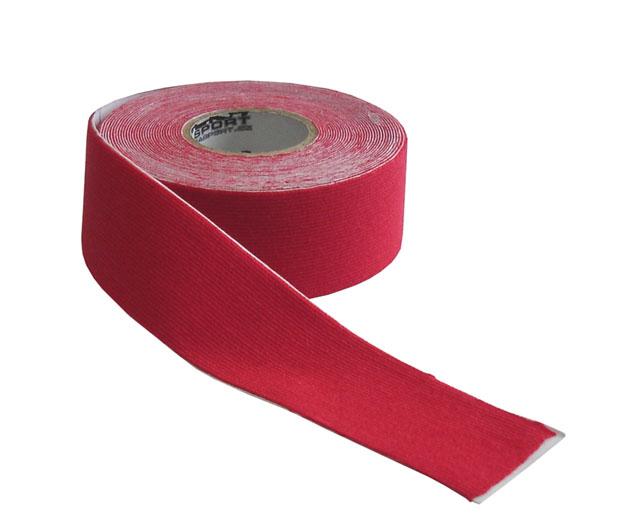 D71-CRV Kinezio tape 2,5x5 m červený