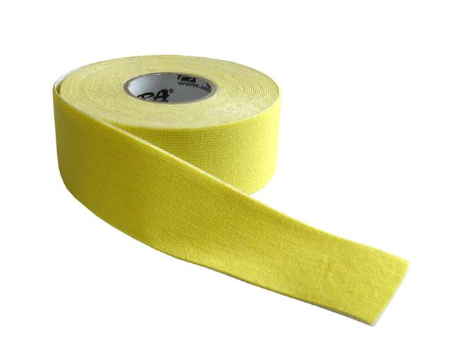 D71-ZL Kinezio tape 2,5x5 m žlutý