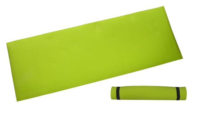 D81 Gymnastická podložka 173x61x0,4 cm, LEMON