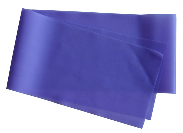 Stuha na aerobic fialová