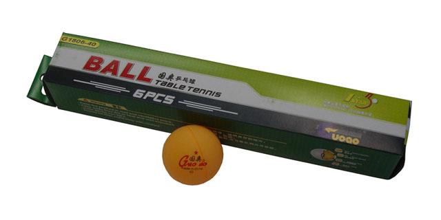 G1806-40 pingpongové míčky 40mm se švem