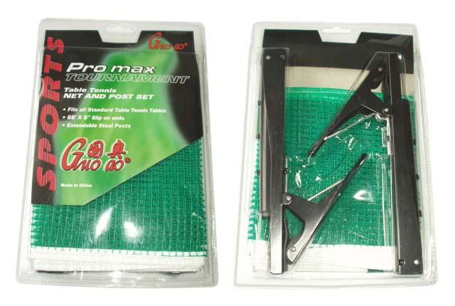 G1852 Držák se síťkou na stolní tenis-rychloupínací