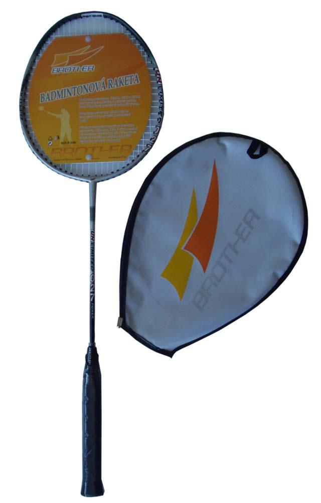 BROTHER G314A Pálka badmintonová ALU odpružená