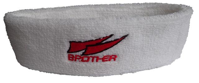 Čelenka BROTHER s výšivkou