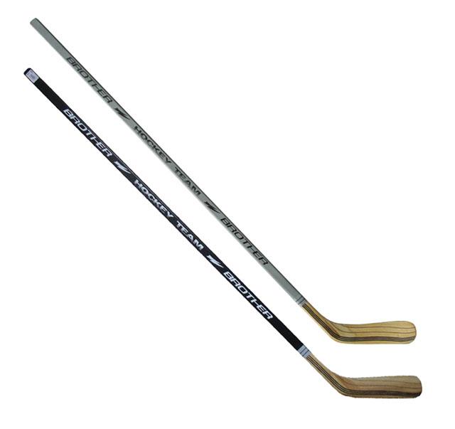 Laminovaná hokejka BROTHER levá 147cm
