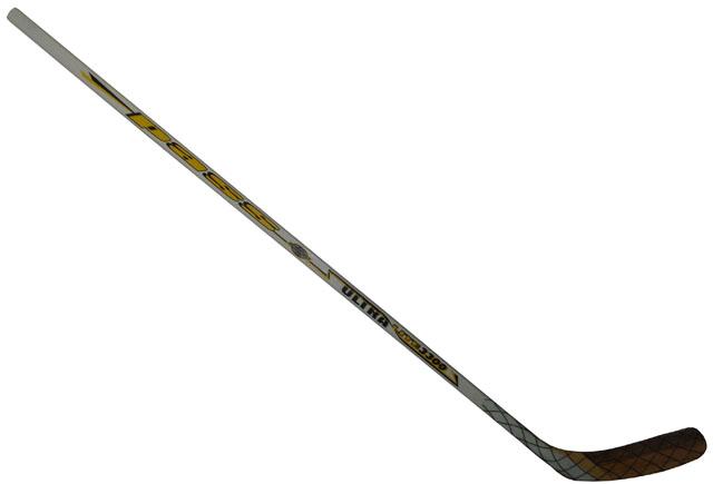 Hokejka dřevěná laminovaná 147cm - levá