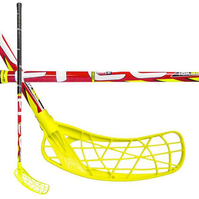 EXEL H071L Florbalová hůl Freez Fox 35 RED 95 cm levá