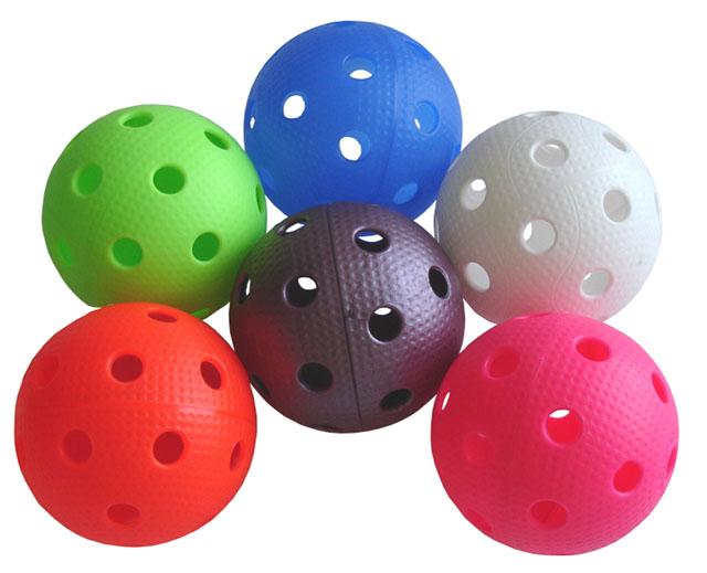 Florbalové míčky