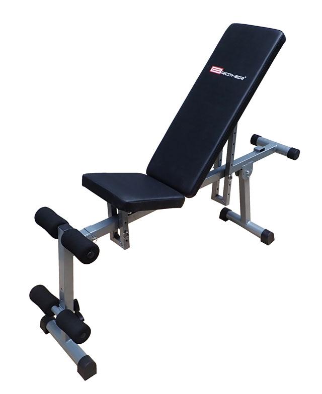 Posilovací lavička sit/up/bench