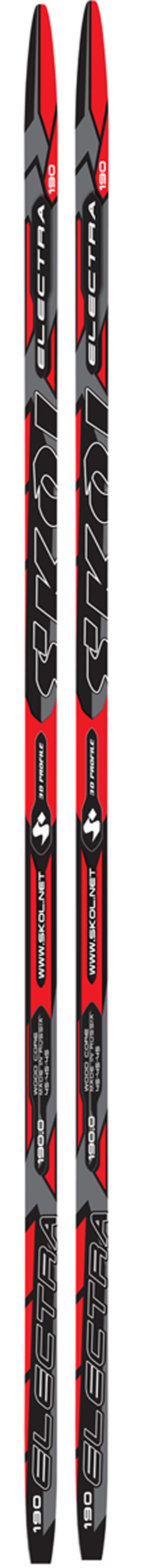 LSR/S-190 Běžecké lyže šupinaté s vázáním NNN