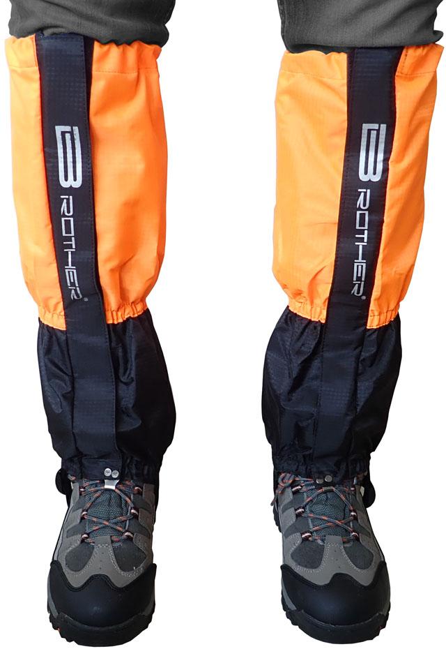 LTH2/2 Turistický návlek komfortní černo oranžový - 1 pár