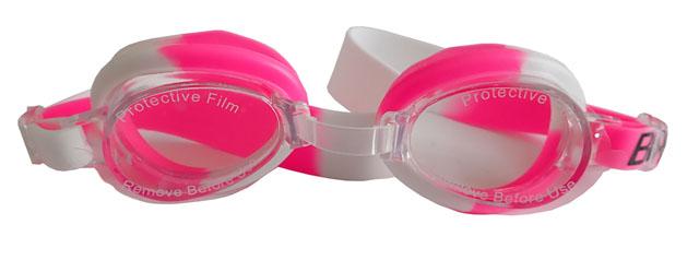 Juniorské plavecké brýle STREAM - silikonové
