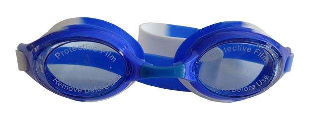 KIDS Plavecké brýle dětské - silikon