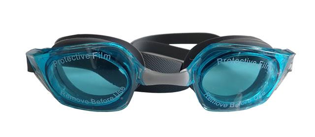 TORNADO Závodní plavecké brýle se zrcadlovkou