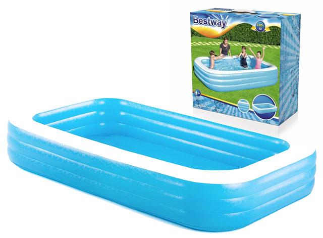 Bestway P54009 Bazén Family velký