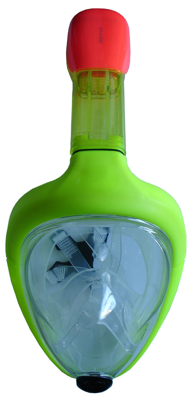 P1501S-MO Celoobličejová potápěčská maska junior