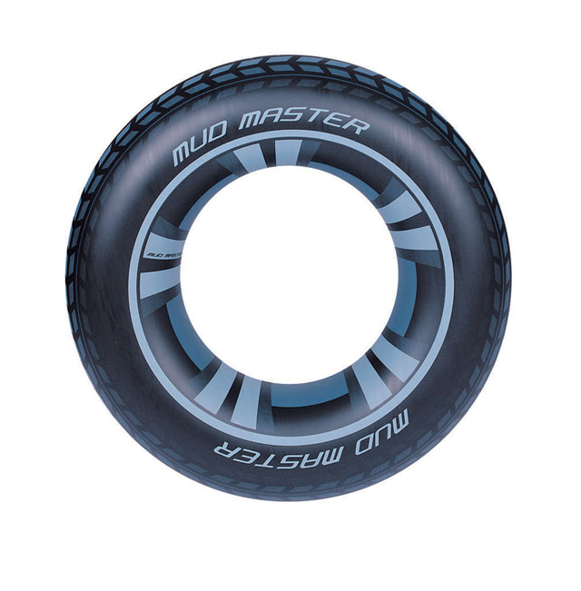 Bestway Nafukovací kruh pneumatika 91 cm 36016